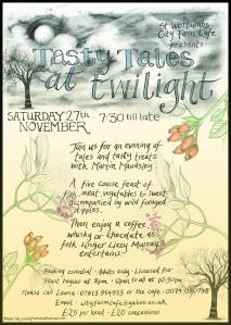 Tasty Tales autumn